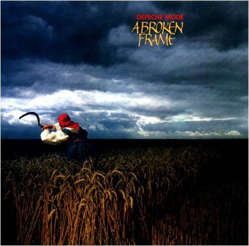 Depeche Mode A Broken Frame Una Estructura Rota